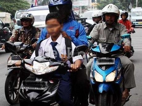 Pengendara Motor di Bawah Umur Yang Menyebabkan Kecelakaan, Orang Tuanya Dipidana