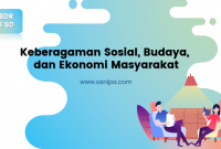Keragaman Sosial Budaya : BDR Kelas 6