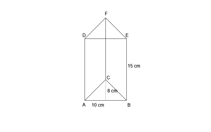 Volume bangun prisma segitiga