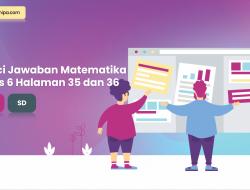 Kunci Jawaban Matematika Kelas 6 Halaman 35 dan 36