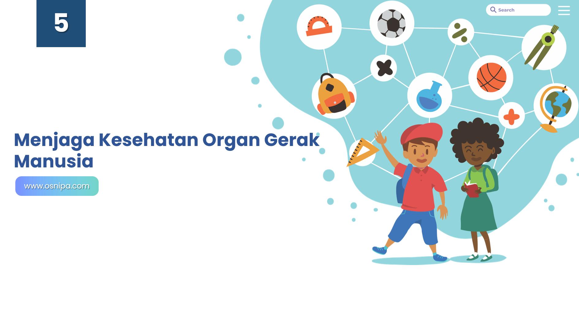 Menjaga Kesehatan Organ Gerak Manusia