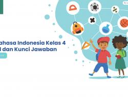 Soal Bahasa Indonesia Kelas 4 Tema 1 dan Kunci Jawaban