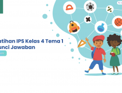 Soal Latihan IPS Kelas 4 Tema 1 dan Kunci Jawaban