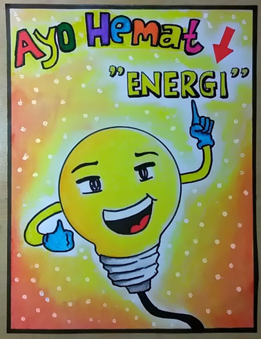 Poster Tema Hemat Energi