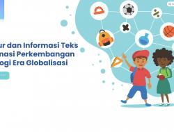 Struktur dan Informasi Teks Eksplanasi Perkembangan Teknologi Era Globalisasi
