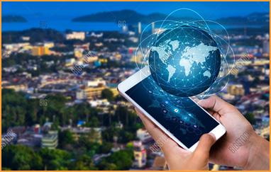 Gambar Dampak positif dari penggunaan ponsel adalah dapat mengakses informasi terkini dari seluruh dunia dengan mudah.